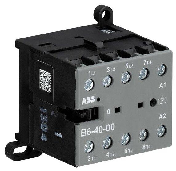 Магнитный пускатель/контактор перемен. тока (ac) ABB GJL1211201R0002