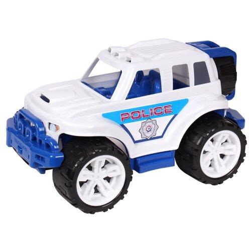 Купить Внедорожник ТехноК 4630 35.5 см белый, Машинки и техника
