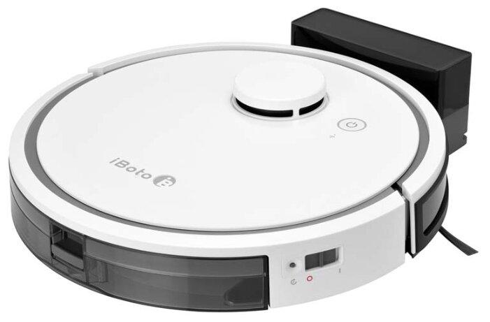 Робот-пылесос iBoto Smart L920W Aqua фото 1