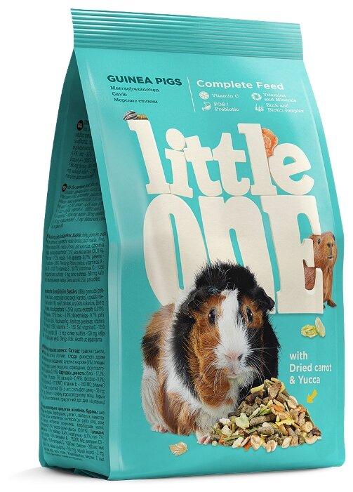 Корм для морских свинок Little One Guinea