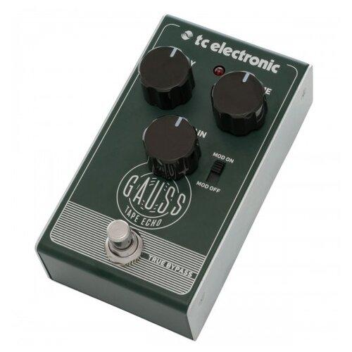 TC Electronic Педаль Gauss Tape Echo недорого