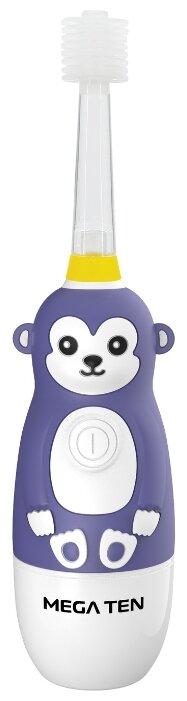 Электрическая зубная щетка MEGA Ten Kids Sonic Обезьянка