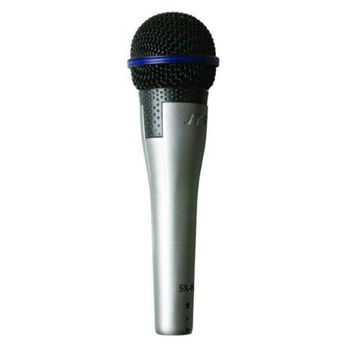 Микрофон JTS SX-8, серебристый