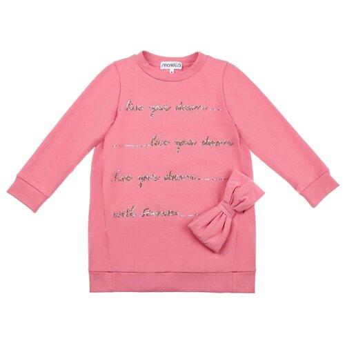 Платье Simonetta размер 104, розовый