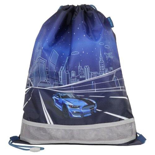 MagTaller Мешок для обуви Racing (31916-061) синий недорого