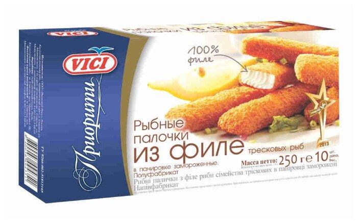 Vici Рыбные палочки из филе