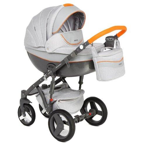 Купить Универсальная коляска Adamex Monte Carbon (2 в 1) D9, Коляски