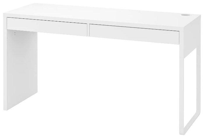 Письменный стол IKEA Микке — купить в Москве по выгодной цене на Яндекс.Маркете