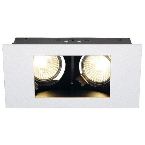 Встраиваемый светильник SLV SLV Indi Rec 112431 slv спот slv altra dice 3 151181