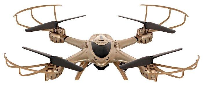 Квадрокоптер MJX X401H золотой фото 1