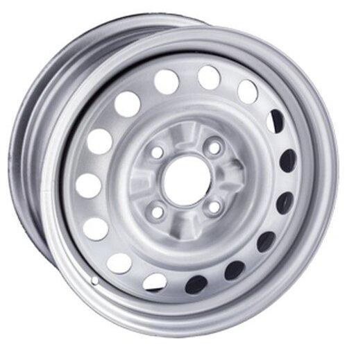 Фото - Колесный диск Trebl 64A50C_P 6x15/4x100 D60.1 ET50 Silver колесный диск trebl x40032 6x16 4x100 d60 1 et36 black