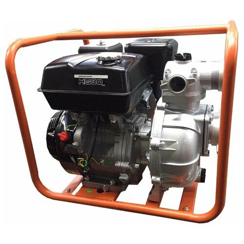 Мотопомпа бензиновая Zongshen HG 30 мотопомпа zongshen xg 10 для чистой воды