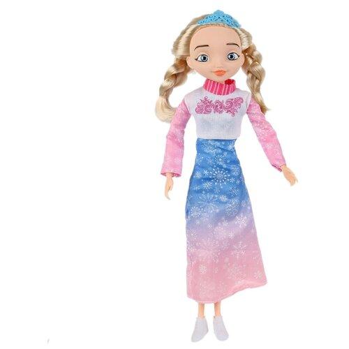 Купить Кукла Карапуз Царевны Аленка, 29 см, 5PR-ALYONKA29-B, Куклы и пупсы