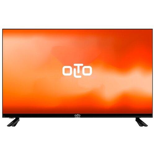 Фото - Телевизор Olto 32ST30H 32 (2020), черный led телевизор olto 43t20h