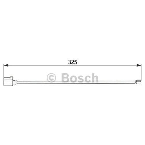 Датчик износа тормозных колодок передний Bosch 1987474567 для Volkswagen Touareg