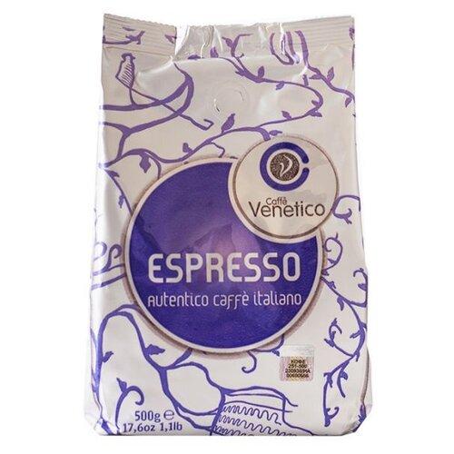 Кофе в зернах Venetico Espresso, 500 г