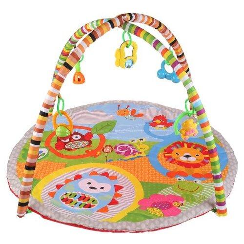 Развивающий коврик Умка Удивительные открытия (B1679830-R) коврик детский умка прямоугольный с дугой для новорожденных веселые открытия в пак в кор 12шт