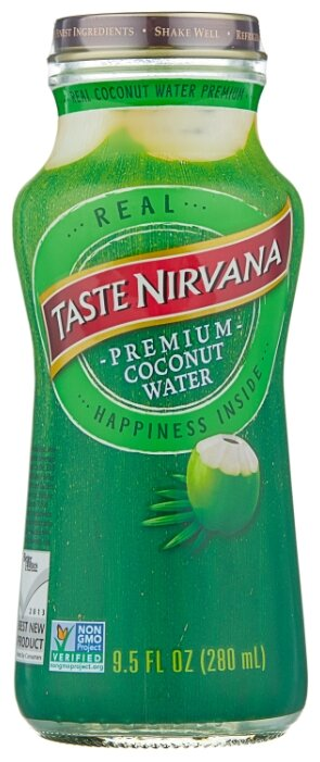 Вода кокосовая Taste Nirvana без мякоти