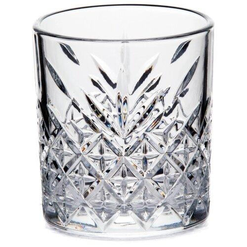 Pasabahce Набор стаканов Timeless 345 мл, 4 шт прозрачный