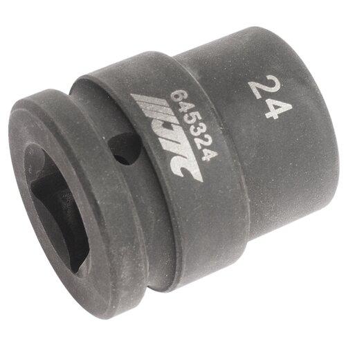 Торцевая головка ударная JTC AUTO TOOLS JTC-645324 ремкомплект jtc 34 jtc 5216 34 фиксирующее кольцо для пневмогайковерта