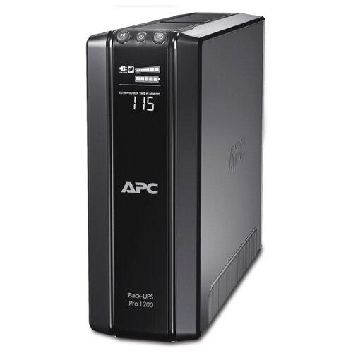 Интерактивный ИБП APC by Schneider Electric Back-UPS Pro BR1200GI