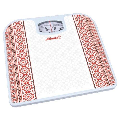 Весы Atlanta ATH-6100 RD весы механические atlanta белый красный