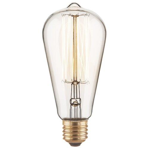 Лампа Эдисона Elektrostandard ST64 60W