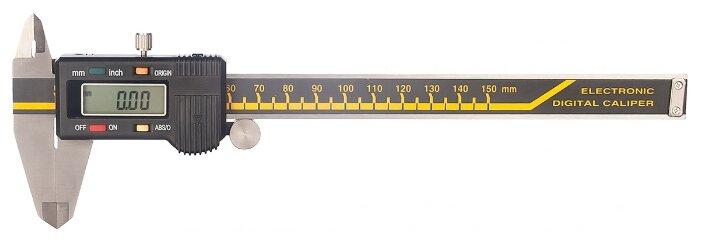 Цифровой штангенциркуль Kraftool 34460-150 150 мм, 0.01 мм