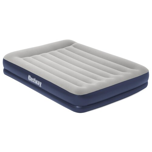 Надувная кровать Bestway Tritech Airbed Queen 67725 надувная кровать bestway tritech airbed queen built in ac pump 67403 темно синий