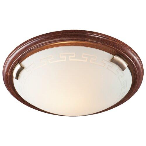 Светильник Сонекс Greca Wood 360, D: 56 см, E27