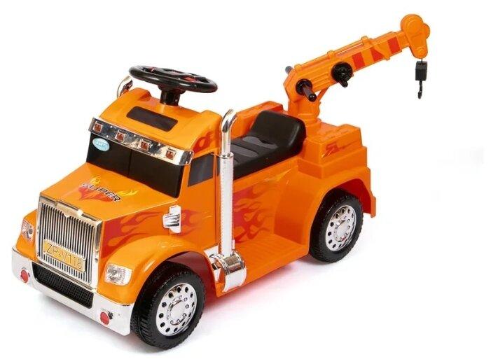 Детский электромобиль Barty ZPV100 Оранжевый