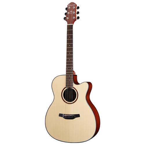 Электроакустическая гитара Crafter HT-250CE/N гитара электроакустическая enya em x1eq