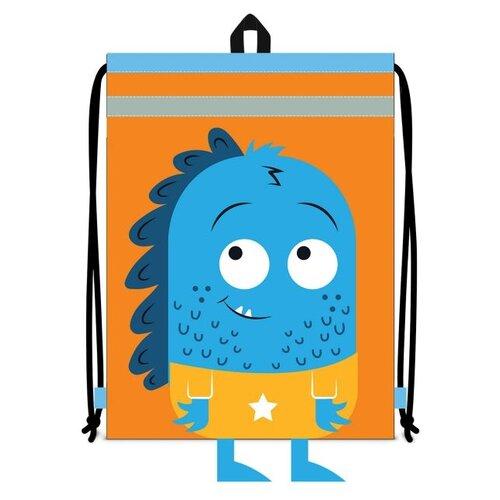 Фото - Феникс+ Сумка-мешок дорожная Монстрик в оранжевом свитере (48646) оранжевый феникс сумка мешок дорожная монстрик в оранжевом свитере 48646 оранжевый