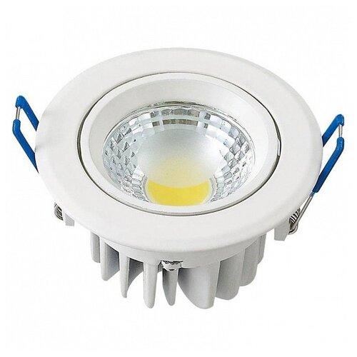 цена на Встраиваемый светильник HOROZ ELECTRIC HRZ00002406