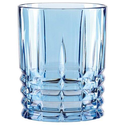 Nachtmann Стакан Highland Tumbler Aqua 97442 345 мл голубой стакан hummer c tumbler оливковый
