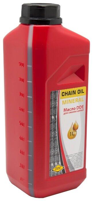 Масло для смазки цепи DDE Chain Oil 1 л