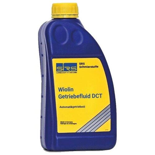 Трансмиссионное масло SRS SRS WIOLIN ATF Getriebefluid DCT 1 л цена 2017