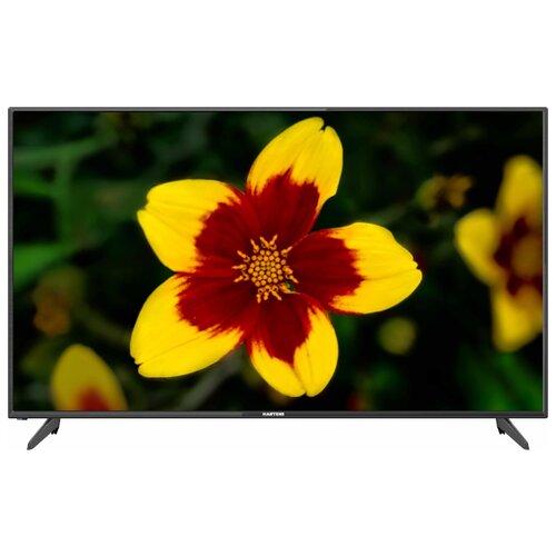 Фото - Телевизор HARTENS HTV-50F01-TS2C/A7/B 50 (2019) черный телевизор
