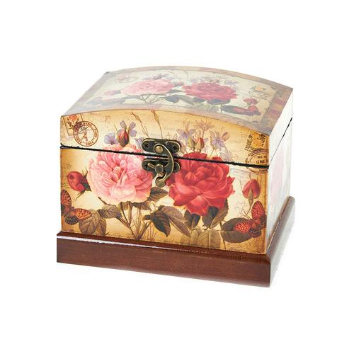 ENS Шкатулка Розовый сад 6320022 бежевый термосумка ens