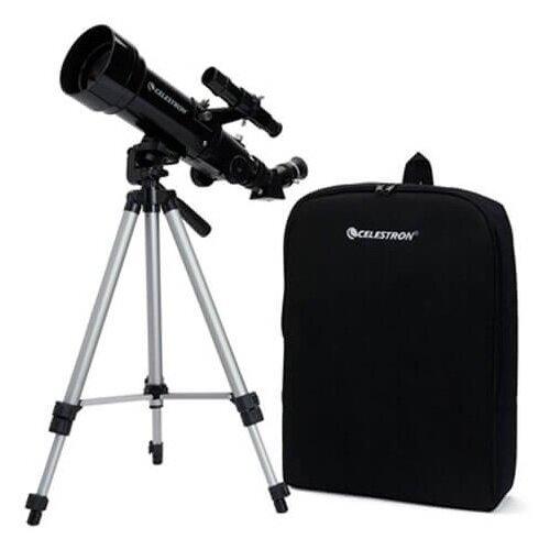 Фото - Телескоп Celestron Travel Scope 70 черный/серый телескоп