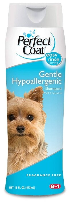 8in1 Кондиционер-ополаскиватель гипоаллергенный для собак, 473 мл