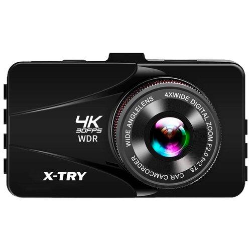Видеорегистратор X-TRY XTC D4010 черный
