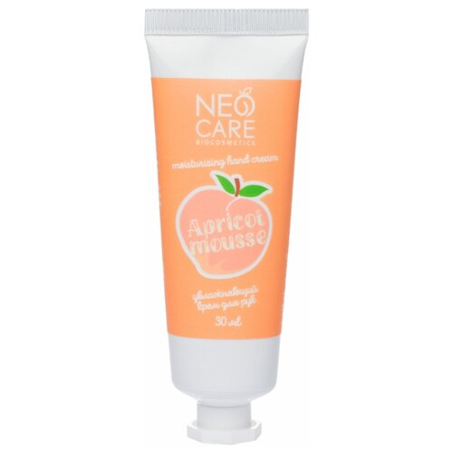 Фото - Крем для рук Neo Care Apricot mousse увлажняющий 30 мл крем для рук neo care apricot mousse увлажняющий 30 мл