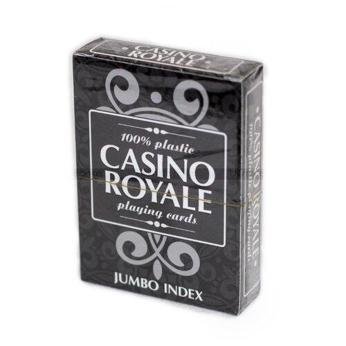 Карты для покера Partida Casino Royale джемпер casino casino mp002xm0lz3g