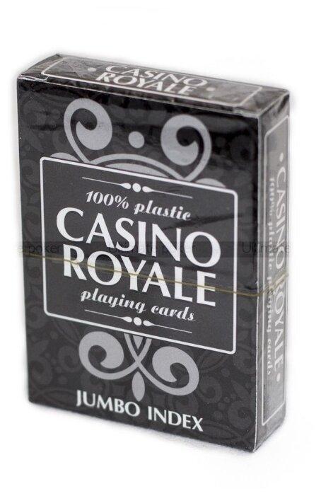 Карты для покера Partida Casino Royale