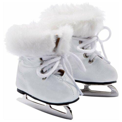 Коньки для куклы Gotz белые (3401686)