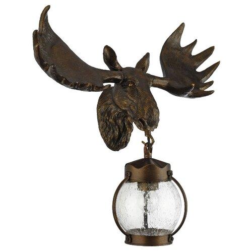 Favourite Уличный настенный светильник Hunt 1848-1W светильник favourite 2078 1w hunt