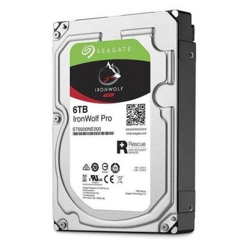 Жесткий диск Seagate IronWolf 6 TB ST6000NE000