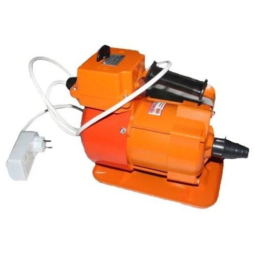 Электрический привод глубинного вибратора ВИБРОМАШ ВИ-1-13-3 оранжевый