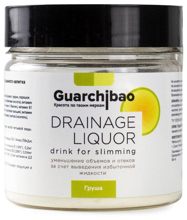 Guarchibao Drainage Liquor advanced formula со вкусом Груша 75 г